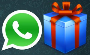 WhatsApp gift